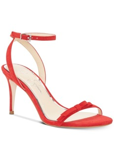 Jessica Simpson Purella Mid-Heel Sandals Women's Shoes