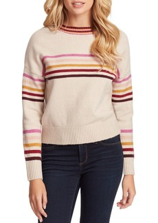 Jessica Simpson Rai Striped Sweater