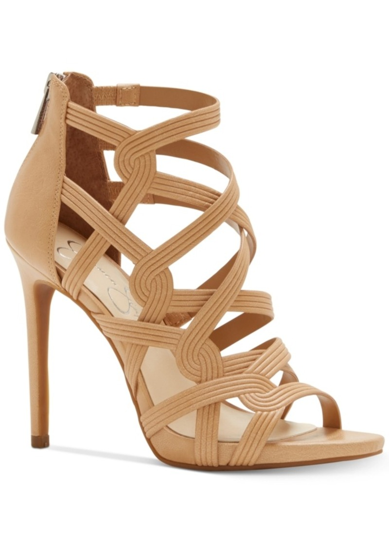a491bb0d65cc On Sale today! Jessica Simpson Jessica Simpson Rainah Strappy Dress ...