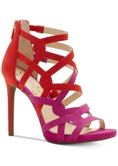 Jessica Simpson Rainah Strappy Platform Dress Sandals Women's Shoes