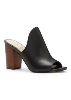 Jessica Simpson Rainn Leather Mules