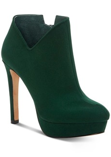 Jessica Simpson Raxen Platform Booties Women's Shoes