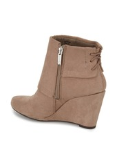 Jessica Simpson 'Reaca' Cuffed Wedge Bootie (Women)