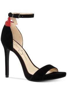 Jessica Simpson Reenah Two-Piece Dress Sandals Women's Shoes
