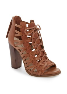 Jessica Simpson Riana Lace-Up Bootie (Women)
