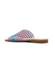 Jessica Simpson Rilane Woven Slide Sandal (Women)