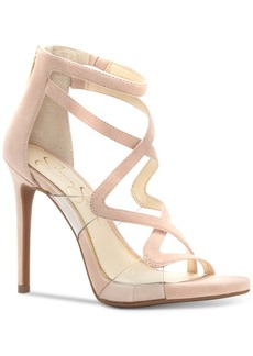Jessica Simpson Roelyn Lucite Sandals Women's Shoes