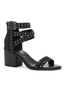 Jessica Simpson Roksanna Studded Leather Sandals