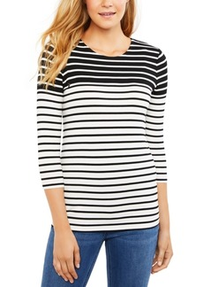 Jessica Simpson Ruched Nursing Top