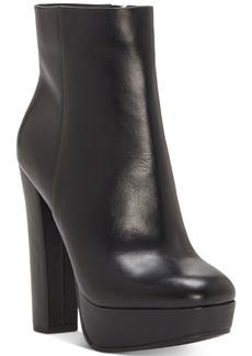Jessica Simpson Sebille Platform Booties Women's Shoes