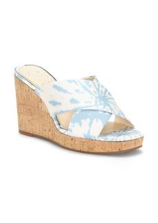 Jessica Simpson Seena Platform Wedge Sandal (Women)