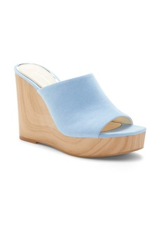 Jessica Simpson Shantelle Wedge Slide Sandal (Women)