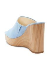 Jessica Simpson Shantelle Wedge Slide Sandal (Women)