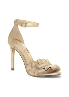 Jessica Simpson Silea Leather Ankle-Strap Sandals