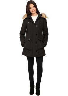 Jessica Simpson Snorkle Anorak w/ Faux Fur