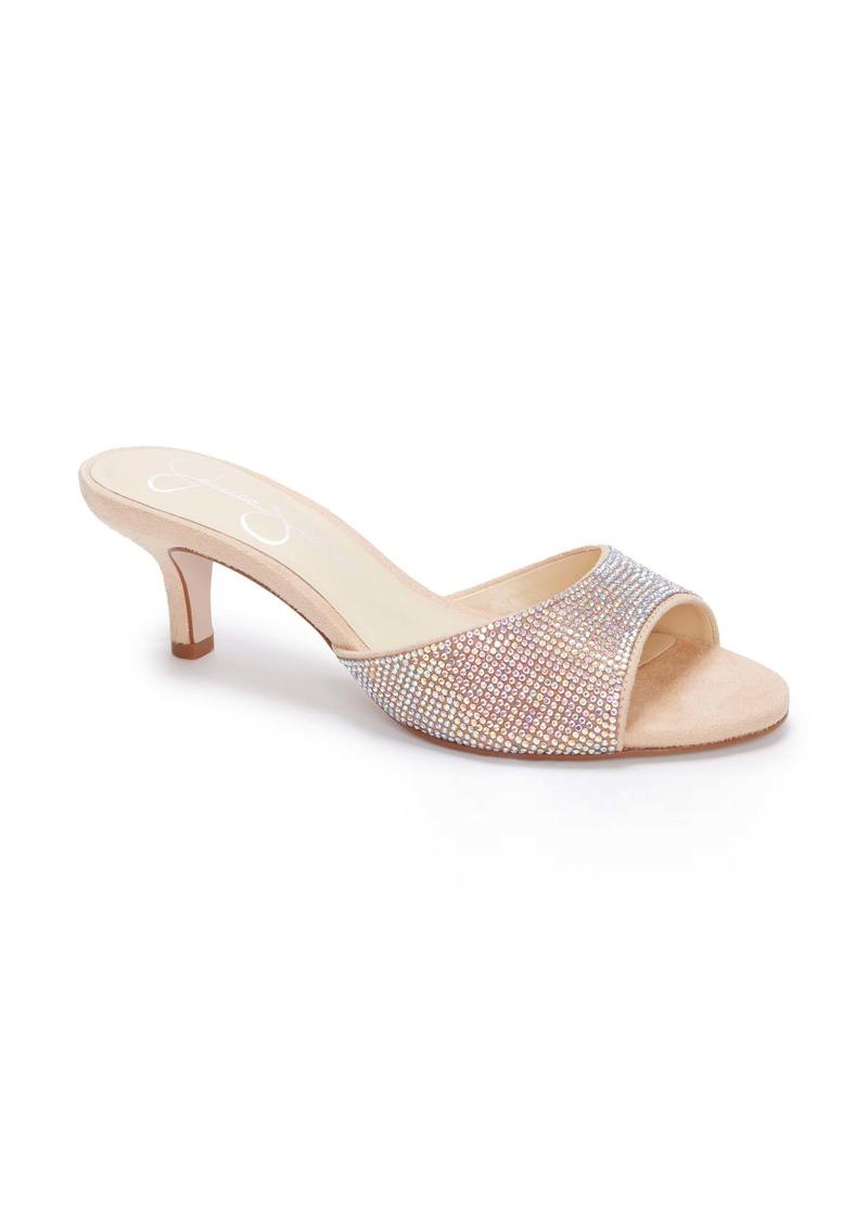 Jessica Simpson Sofiah Slide Sandal (Women)