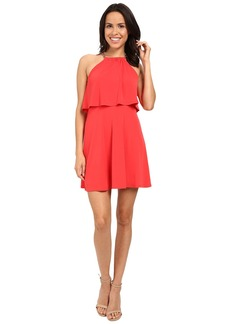 Jessica Simpson Solid Pop Over Dress JS6D8646