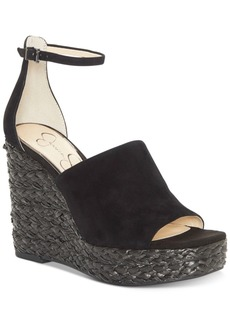 Jessica Simpson Suella Espadrille Wedge Sandals Women's Shoes
