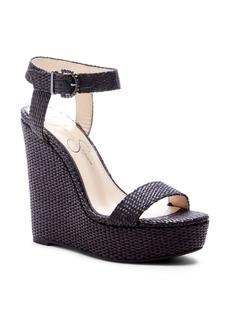 Jessica Simpson Taery Wedge Sandal (Women)