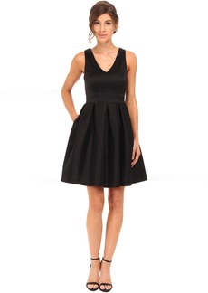 Jessica Simpson Taffeta Fit & Flare Dress