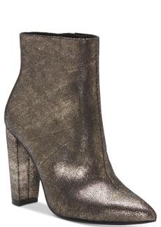Jessica Simpson Teddi Block-Heel Booties Women's Shoes