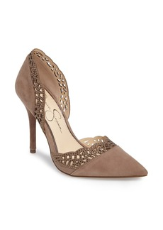 Jessica Simpson Teriann d'Orsay Pump (Women)