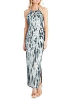 Jessica Simpson Teslie Tie-Dye Maxi Dress