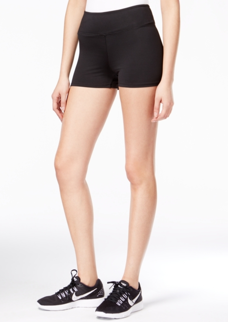 Jessica Simpson The Warm Up Active Compression Shorts