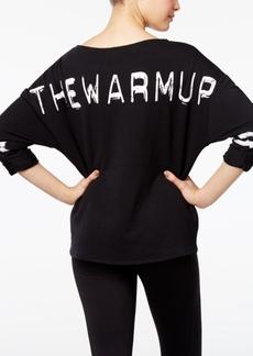 Jessica Simpson The Warm Up Juniors' Graphic Sweatshirt