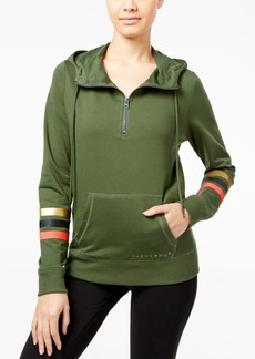 Jessica Simpson The Warm Up Juniors' Half-Zip Hoodie
