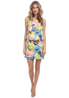 Jessica Simpson Tiered Popover Dress JS5U7158