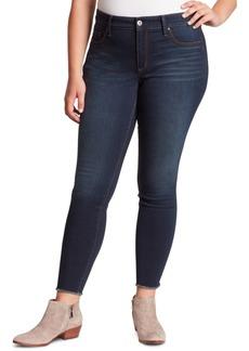 Jessica Simpson Trendy Plus Size Kiss Me Skinny Jeans