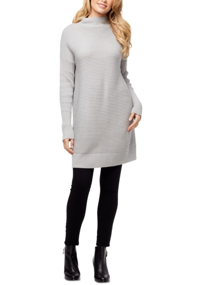 Jessica Simpson Trendy Plus Size Maeve Mock-Neck Sweater