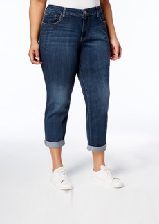 Jessica Simpson Trendy Plus Size Mika Best Friend Skinny Jeans