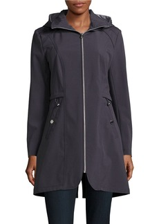 JESSICA SIMPSON Water Resistant Shell Jacket