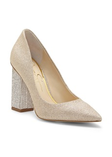 Jessica Simpson Welles Pointy Toe Pump (Women)