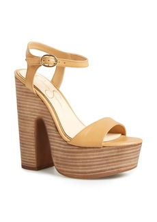 Jessica Simpson 'Whirl' Platform Sandal (Women)