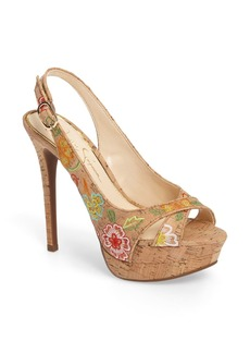 Jessica Simpson Willey Platform Sandal (Women)