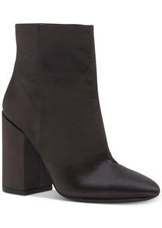 Jessica Simpson Windee Block-Heel Booties Women's Shoes