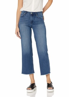 Jessica Simpson Women's Adored High Rise Wide Crop Jean
