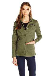 Jessica Simpson Women's Army Jacket  XS