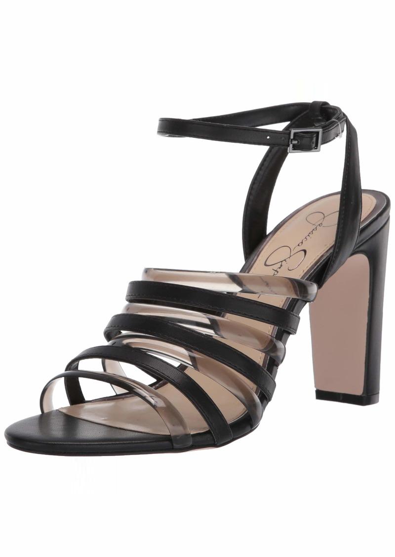 Jessica Simpson Women's Aveesha Sandal Heeled