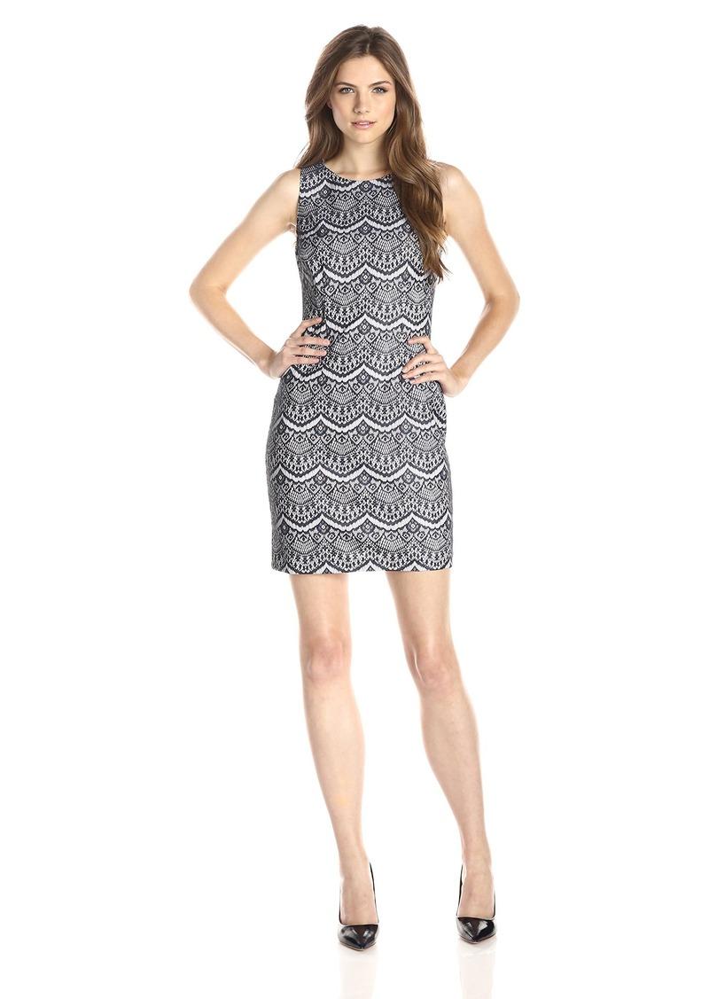 Jessica Simpson Women's Bonded Lace Dress