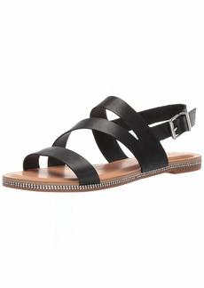 Jessica Simpson Women's Braelyn Flat Sandal   M US