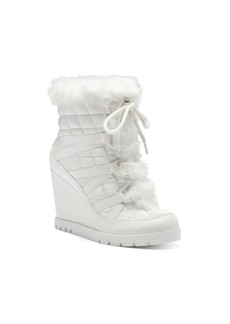 Jessica Simpson Women's Brixel Wedge Bootie Women's Shoes