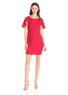 Jessica Simpson Women's Caplette Shift Dress