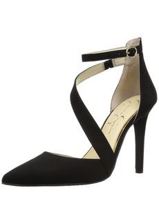 fe6fc08f8a5 Jessica Simpson Jessica Simpson Giavanna Cork Block-Heel Platform ...