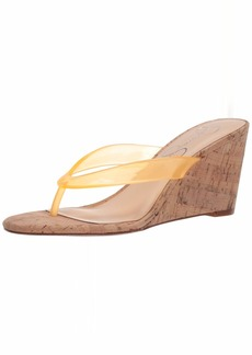 Jessica Simpson Women's Coyrie Wedge Sandals M US
