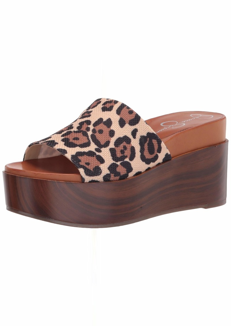 Jessica Simpson Women's Crissie Wedge Sandal