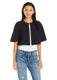 Jessica Simpson Women's Cropped Jacket Cover